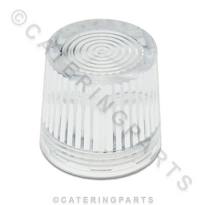 3270 VALENTINE CLEAR LAMP LENS FOR ELECTRIC FRYER PENSION 1 2 94 ZENITH 20mm DIA