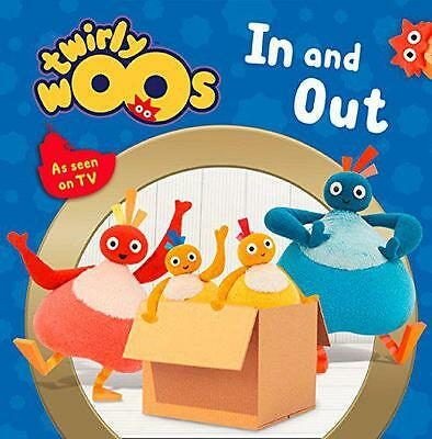 In and Out (Twirlywoos) by  | Board book Book | 9780008183455 | NEW
