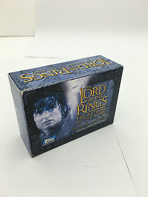 Topps The Lord Of The Rings Trilogy - Return Of The King Trading Cards Set