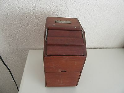 Vintage   Johnson   Exactum   contact printer