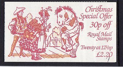 GB Christmas Booklet 1983 FX6