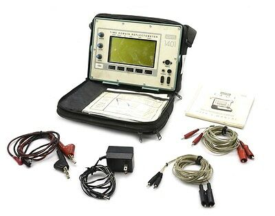 Canoga Perkins 1401 Time Domain Reflectometer 1401-S Tested