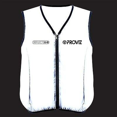 Reflective Proviz Hi viz Cycle Reflect360 Vest L