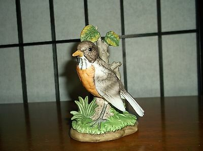 George Good Robin Bird Figurine Decorative Collectible