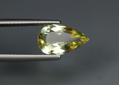 2.23 Cts_Unique Hi-End Collection_100 % Natural Heliodor Yellow Beryl