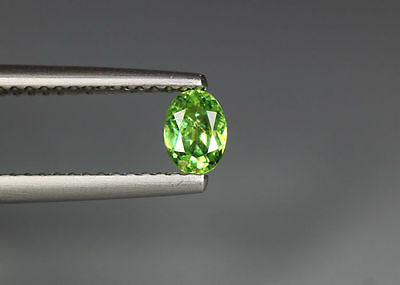 0.32 Cts_Stunning Very Rare Collection_100 % Natural Demantoid Garnet - Russia