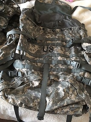 US Army Digital Camo LARGE PACK & Sustainment Pouches