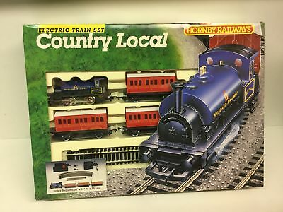 Hornby R556 OO Gauge Country Local Train Set
