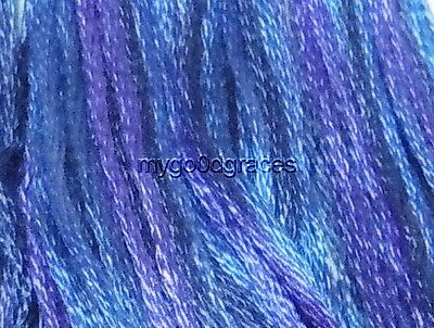 DMC Color Variations Embroidery Floss #4240 Mid Summer Night Six Strand 8 meters
