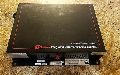 Simplex integrated communication system 5130-9171