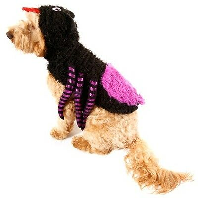 Dogs Halloween Costume - Spider Large