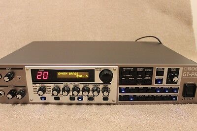 Roland BOSS GT-Pro Guitar Preamp Effects Processor Pristine Condition
