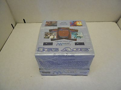 Magic the Gathering Booster Ice Age Starter Deck Factory Sealed box 10 Decks