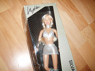 KYLIE MINOGUE - Collectable Figure / Doll FEVER TOUR OFFICIAL