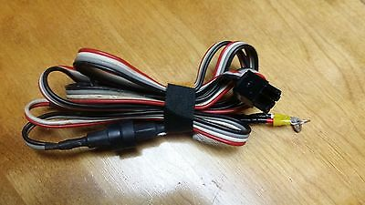 Mobile  cable for a Kenwood TS440 Transceiver - TS440s