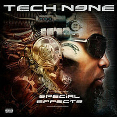 Tech N9ne - Special Effects [New CD] Explicit, With DVD, Ltd Ed