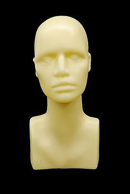 Female Abstract Mannequin Head Light weight Style Display #PS-F-FT