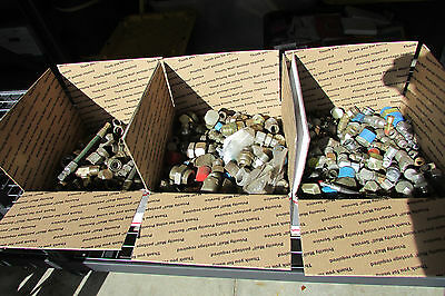 Hydraulic Fittings Lot of Many Hundreds! 163 lbs!!!