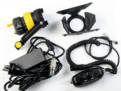 dedolight DLED2.1 Bi-Colour w/Yoke and Electronics, new condition