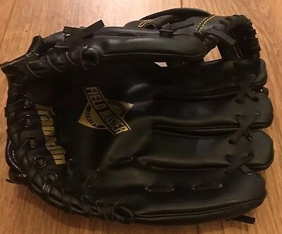 Baseball Gloves Franklin Field Master  Authentic Series Deer Touch Handcrafted