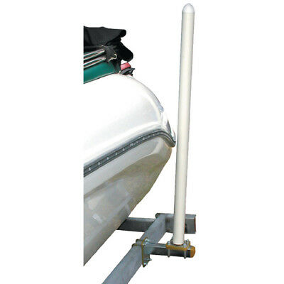 "48"" PVC EZ Loader & Venture Trailer Hull Sav'r Boat Guides/Guide On Post"