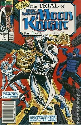 Marc Spector Moon Knight (1989) #15 VG LOW GRADE