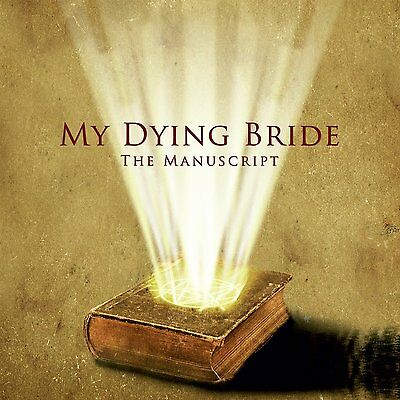 MY DYING BRIDE The Manuscript - LP / Vinyl - 2013 (Limited)