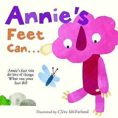 Annie's Feet Can, Clive McFarland, New