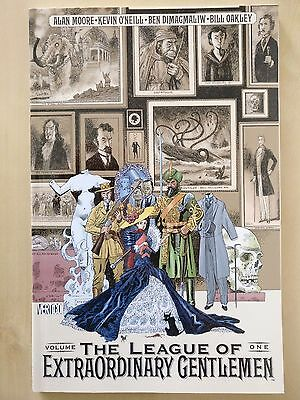 The League of Extraordinary Gentlemen vol.1 - VO en anglais