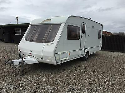 2003 Luxury 4 Berth Fixed Bed Swift Challenger 500SE L@@K