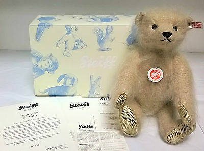 035142 Bellamy Teddy Bear by Steiff
