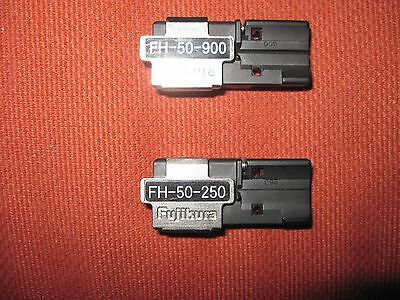 Fiber Holders for Splicemate Fusion Splicers FH-50-900 & FH-50-250