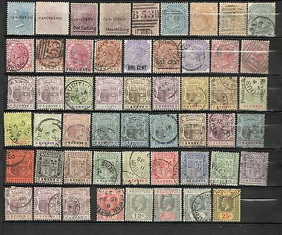 Mauritius from 1876 collection old RARRR