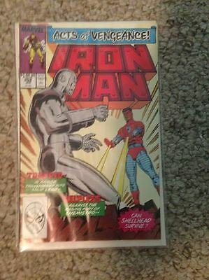 Acts of Vengeance Iron Man #252