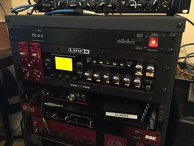 Line 6 Pod X3 Pro with FBV Controller