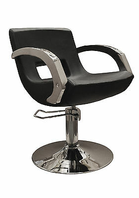 Salon's, Hair Dressers Comfortable Generous Styling Chair with Great Padding