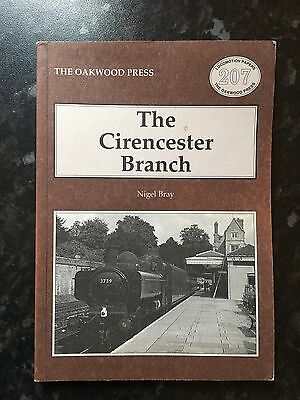 ** The Cirencester Branch History Of The Railway Line **