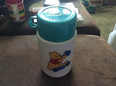 Disney's Winnie the Pooh Plastic Thermos by Thermos