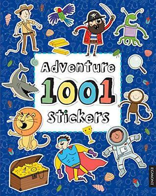 Adventure 1001 Stickers (Sticker Activity Book) by  | Paperback Book | 978140527