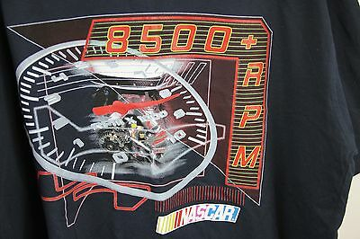 Nascar 8500 RPM T-Shirt Size XXL 100% Cotton New With Tags NWT