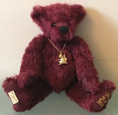 DEANS RAG BOOK LIMITED EDITION JAMBOREE 2005 Collectors Bear 269 Of 300.