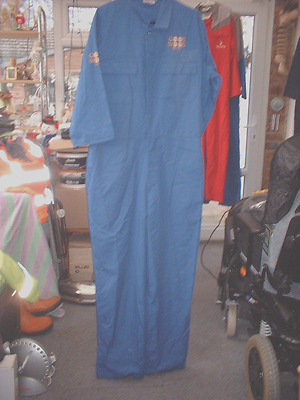 Work Overalls Blue Size Medium To Large