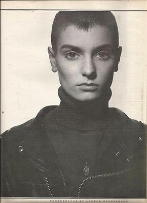 Sinead O'connor 15 Piece Scrapbook Magazine Clippings