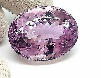 3.21 Cts Dazzling High Quality Aaa Pink Color Natural Kunzite Gemstones