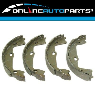 Park / Hand Brake Shoe Set Calais Commodore VN VP VR VS 1988-2000 V6 V8 incl VG