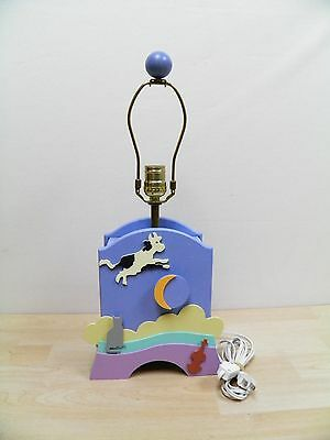 Childrens Musical Table Lamp Plays Llulaby And Goodnight