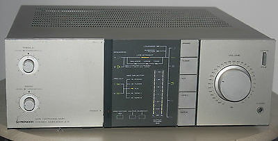 Pioneer A-9 HIGH END SUPER INTEGRATED  AMPLIFIER SIMPLY THE BEST PIONEER AMP