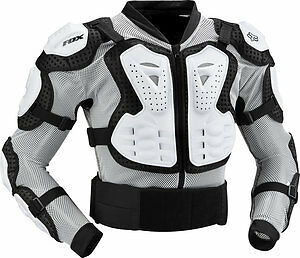 Fox Racing Titan Sport Jacket White