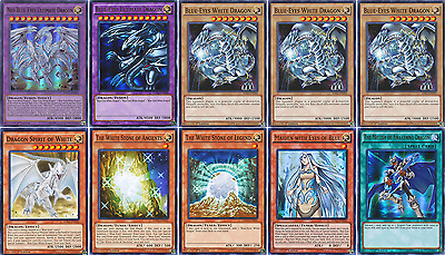 49 Cards Neo Blue-Eyes Ultimate Dragon Deck| COMPETITIVE* Blue-Eyes Deck