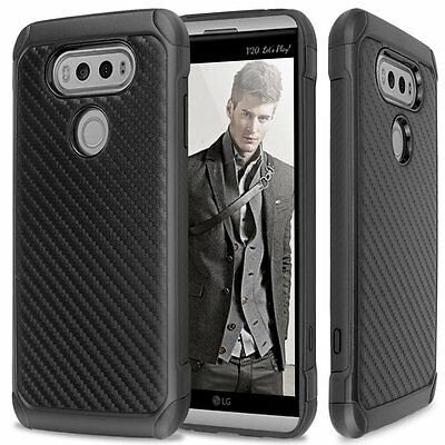 FOR LG V20 Case Hard Kickstand Protective Cover Armor - $4 99 | PicClick